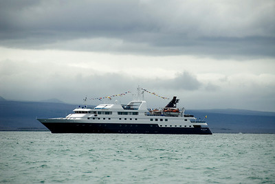 Galapagos Trip - Galapagos, Baltra Island - Celebrity Xpedition