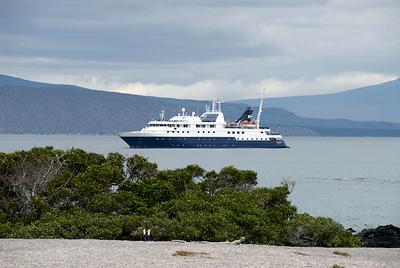 Galapagos Trip - Galapagos, Espinoza Point, Fernandina Island<br /> Xpedition