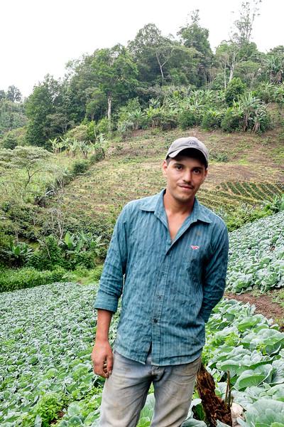 Local Farmer and Guide