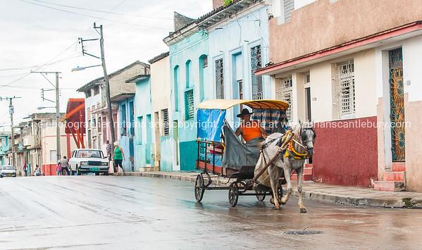 Santa Clara, Cuba, street scenes. (1 of 20)