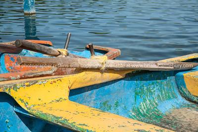 Boats at Casa de Botes, La Moka. Prints & downloads.                also see; www.blurb.com/b/3586795-cuba