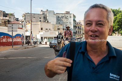 Havana with George (Jorge)