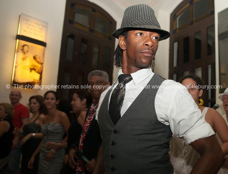 Buenavista Social Club, performing at La Taberna, Havana Cuba. Downloads & Prints. Model release; No                also see; www.blurb.com/b/3586795-cuba