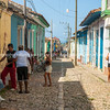 "Cuba, Trinidad, street scene.<br /> Prints & downloads.<br /> Model Relase; No.                also see;  <a href=""http://www.blurb.com/b/3586795-cuba"">http://www.blurb.com/b/3586795-cuba</a>"
