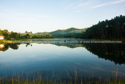 Lake reflections, early morning, La Moka. Caves in Pinar Del rio. Prints & downloads.                also see; www.blurb.com/b/3586795-cuba