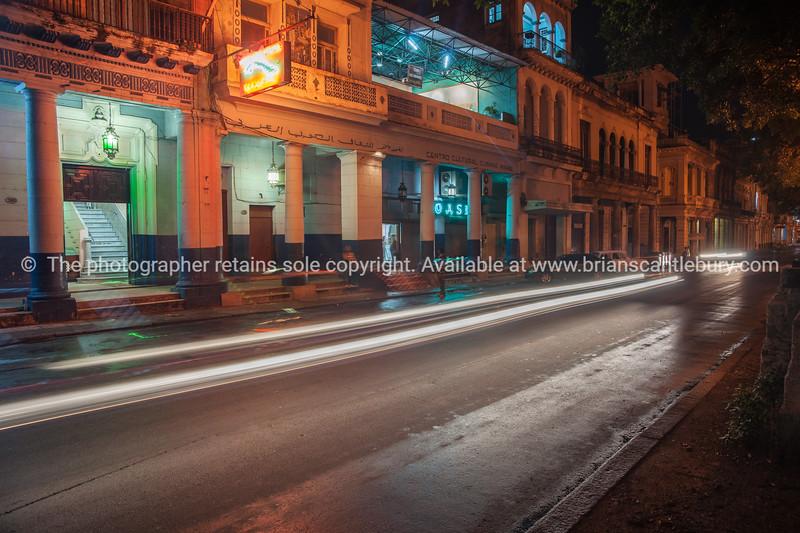 Paseo de Marti, Havana, Cuba. (1 of 2)