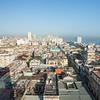 Havana, Cuba, roof tops, looking over the city. (4 of 4)