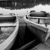 """Row boats at """"Casa de Botes"""", La Moka, Cuba. Monochrome.<br /> Cuba, Trinidad, street scene.<br /> Prints & downloads.                also see;  <a href=""""http://www.blurb.com/b/3586795-cuba"""">http://www.blurb.com/b/3586795-cuba</a>"""