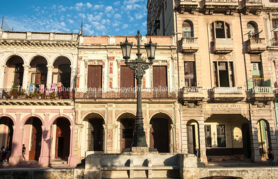 Havana, Cuba. Buildings and streets. (14 of 17)