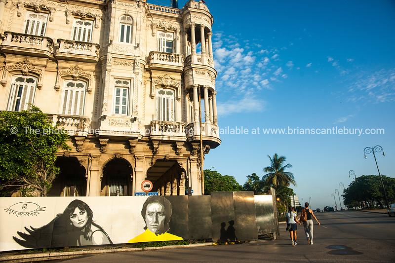 Havana, Cuba. Buildings and streets. (4 of 17)