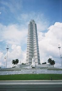 Monument to Jose Martí