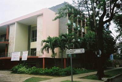 Synagogue in Havana