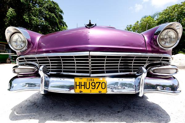 Veterán na Kubě