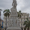 Monument to Jose Marti who liberated Cuba from Spain.