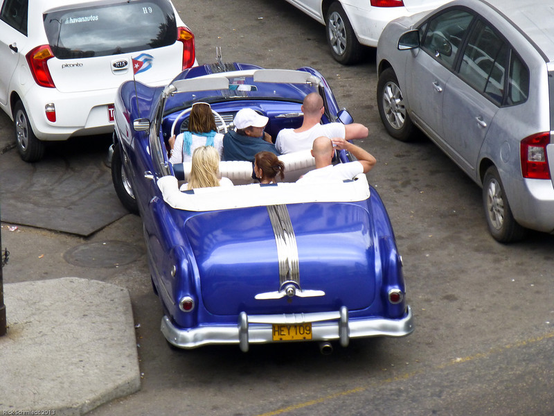 Cuban Cars Rick Schmiedt 2013-102