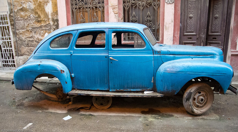 Cuban Cars Rick Schmiedt 2013-105