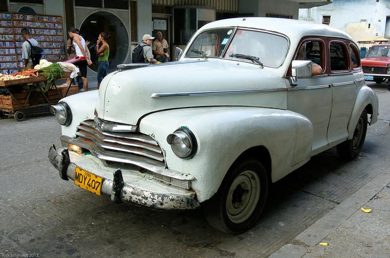 Cuban Cars Rick Schmiedt 2013-114