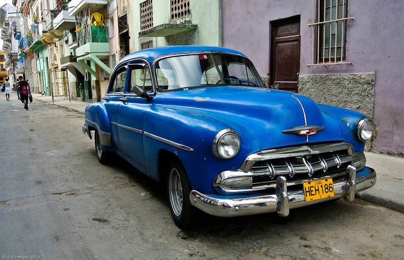 Cuban Cars Rick Schmiedt 2013-116