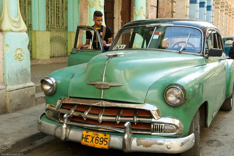 Cuban Cars Rick Schmiedt 2013-125