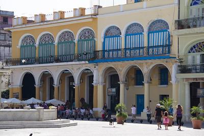 Plaza Viaje