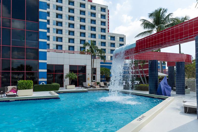 Sofitel Hotel, Miami