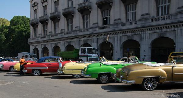 Love the old cars in Havana
