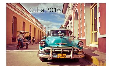 Cuba 2016 2d ed.