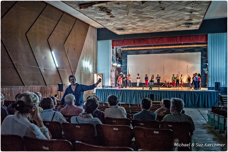 At Havana Queens Rehearsal 1