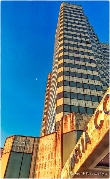 Hotel Melia Cohiba early morning