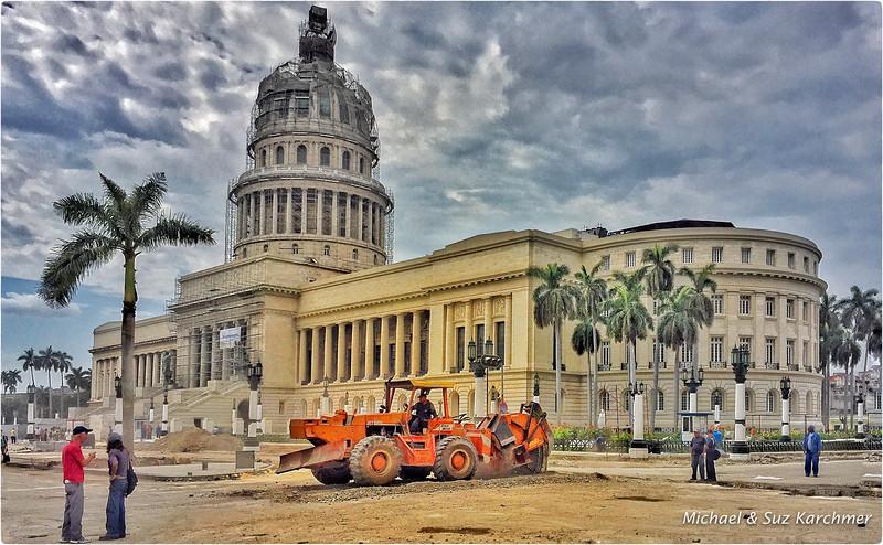 Havana Capital  Undergoing Facelift