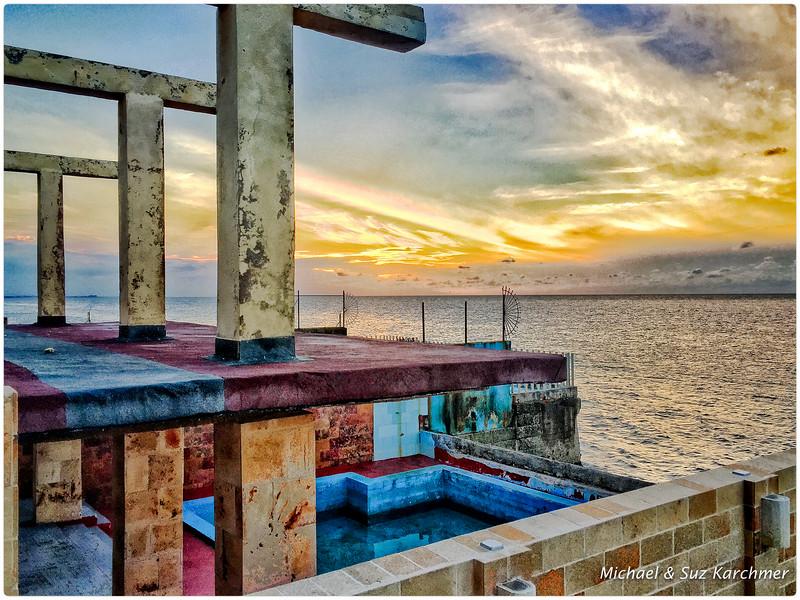 Sunset at Del Mar