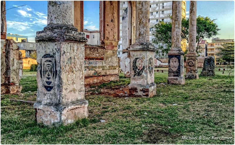 Hotel Trotcha Ruins and Graffiti 2