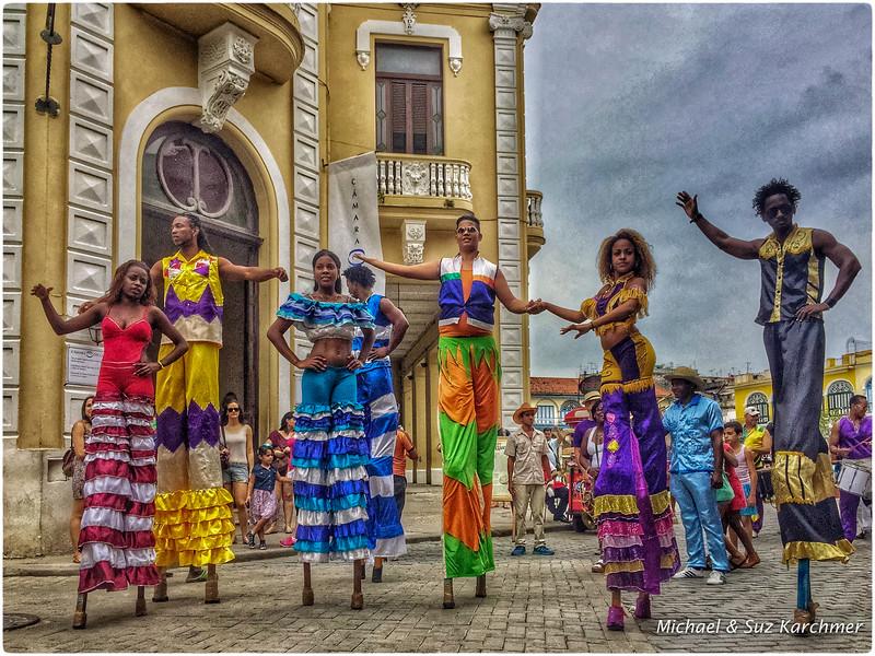 Stilted  (Street Performers