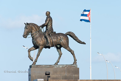 Monument to the Mayor General Calixto García