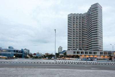 Meliá Cohiba hotel in Havana, Cuba