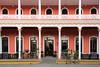 Plaza Isabel II in Remedios, Cuba