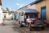 Truck in Trinidad, Cuba