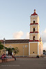 Iglesia San Juan Bautista de Remedios church in Remedios, Cuba.