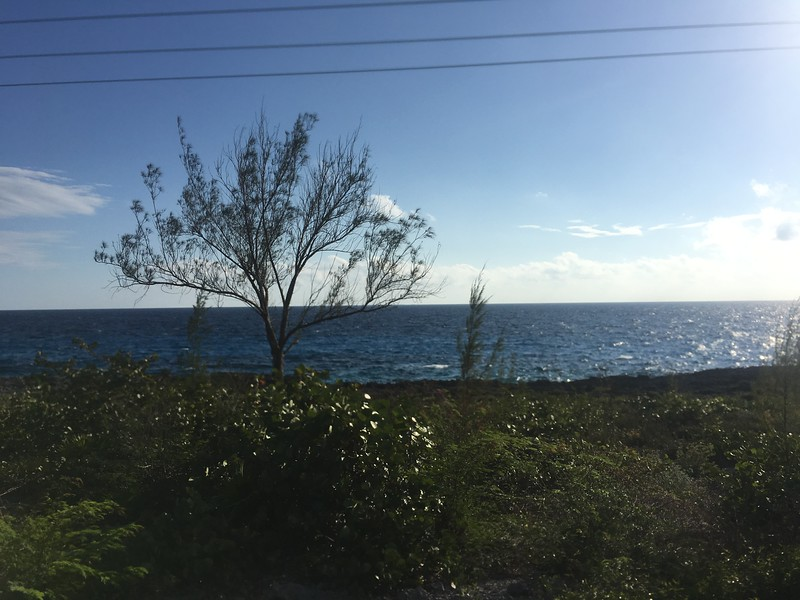 Bay of Pigs, as seen from our bus between Havana and Cienfuegos