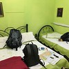 Our first room in Havana
