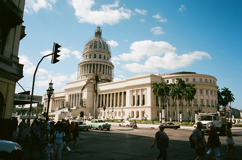 The Cuban capitol was designed with US help. Look familiar?