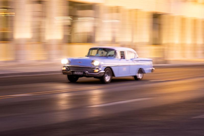 Cruising....Havana style