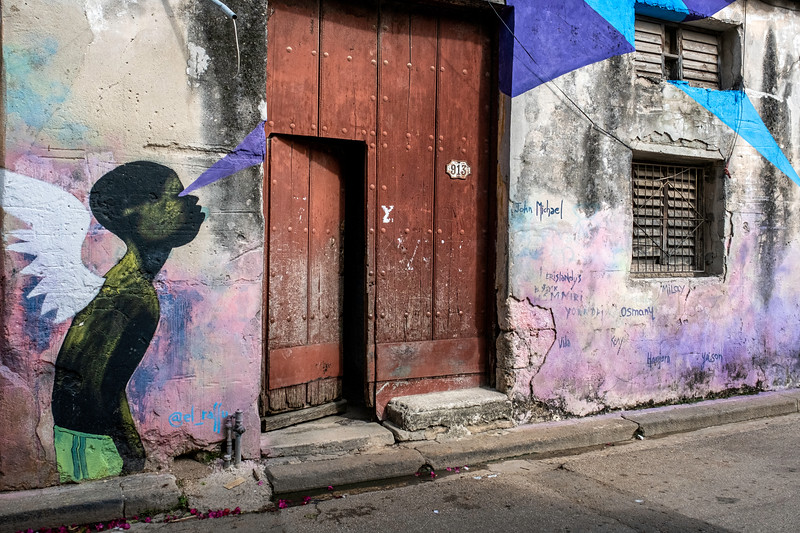 Street Artists of Old Havana