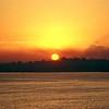 Sunrise over Havana, Cuba - February 1999