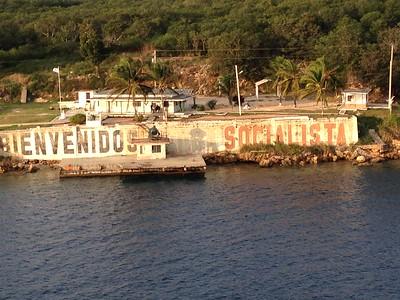 Jamaica Cuba Cruise