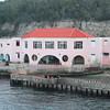 Santiago - pink house
