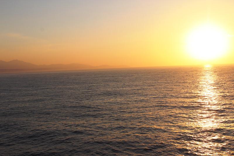 Santiago - Sunrise