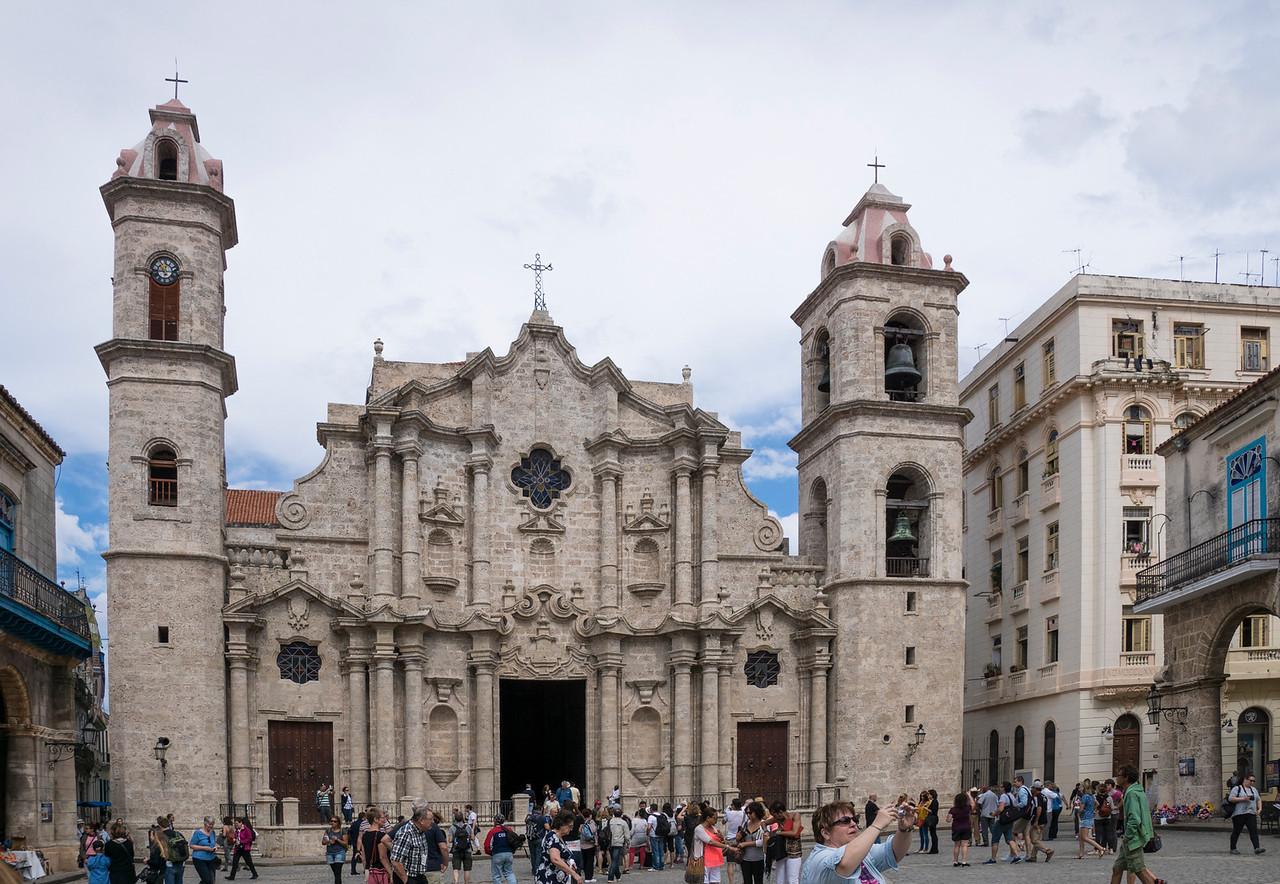 Cathedral de San Cristobal de Habana