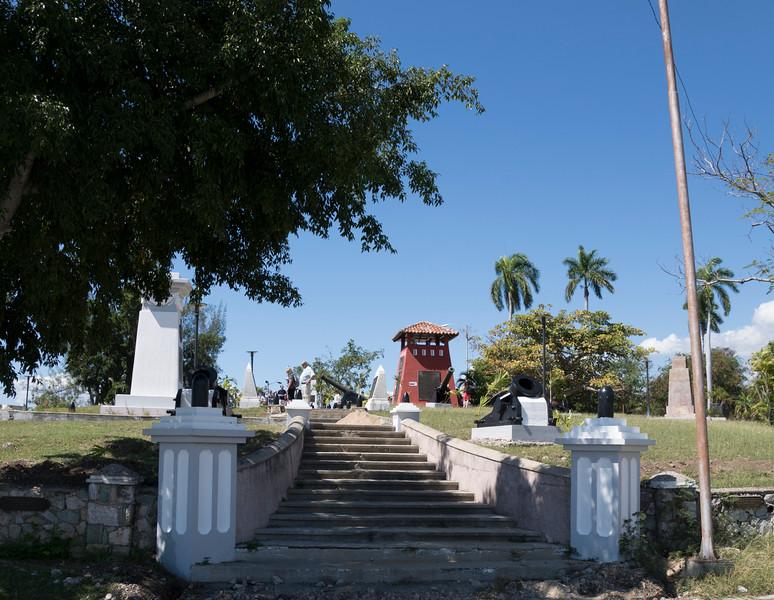 San Juan Hill monuments, Santiago de Cuba