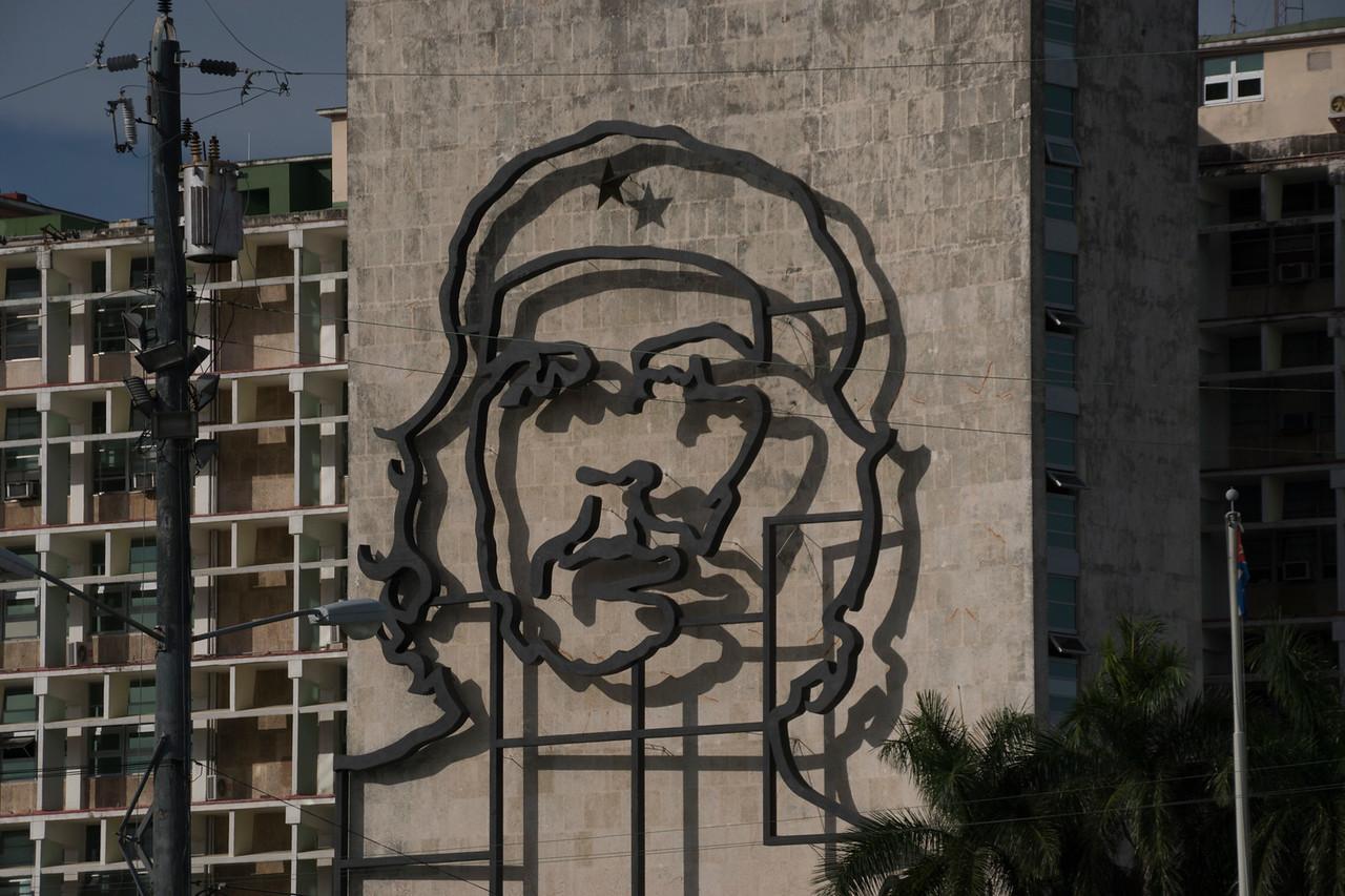Che icon, Havana